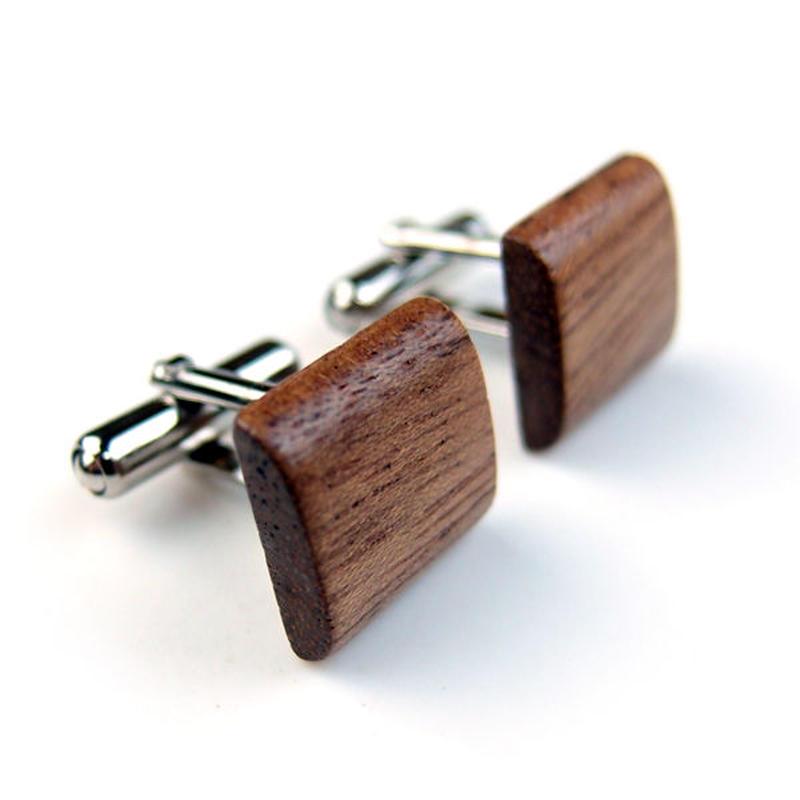 DESIGN Cuffs N 木製カフスN