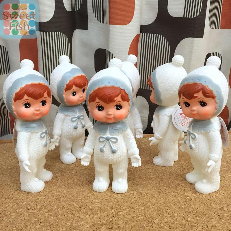 SNOWBABY 雪ん子みたいな♪ なかよし チャーミーちゃん Made in Japan