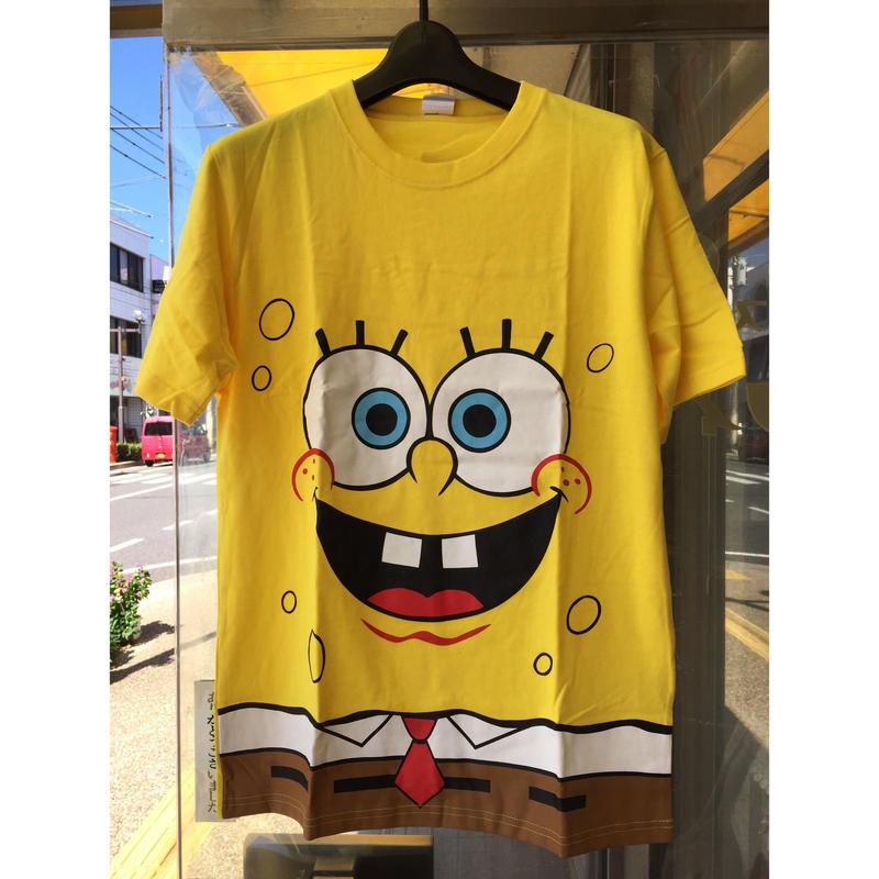 スポンジボブ Tシャツ