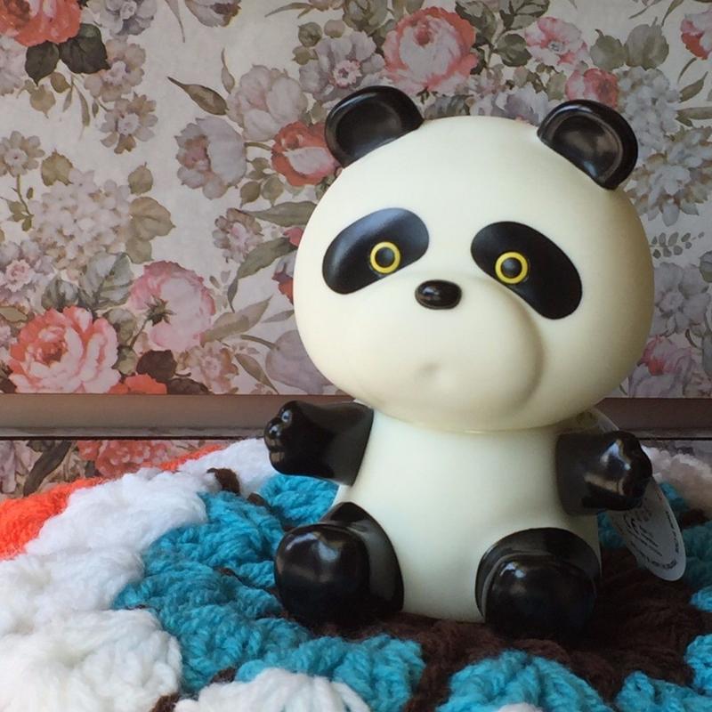 りょうちゃん(おすわりパンダ)RyoChan