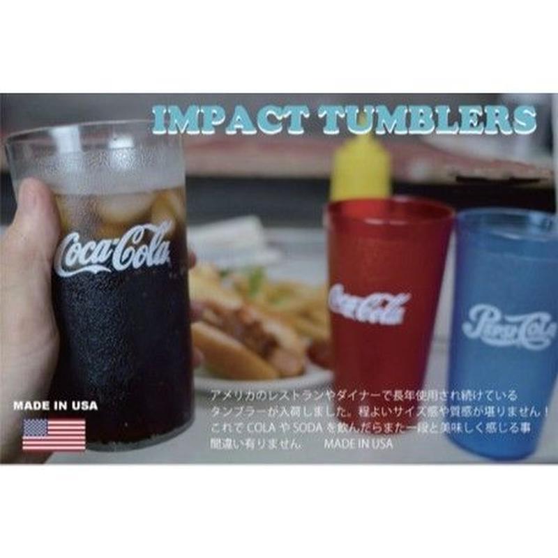 アメリカ製 プラスチックコップ【IMPACT TUMBLER】