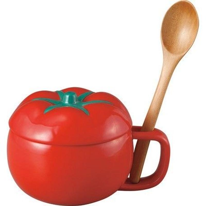 スープカップ  トマト かぼちゃ