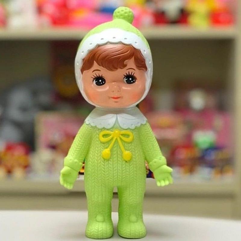 若草色!!! なかよし チャーミーちゃん charmydoll Made in Japan WOODLANDDOLL