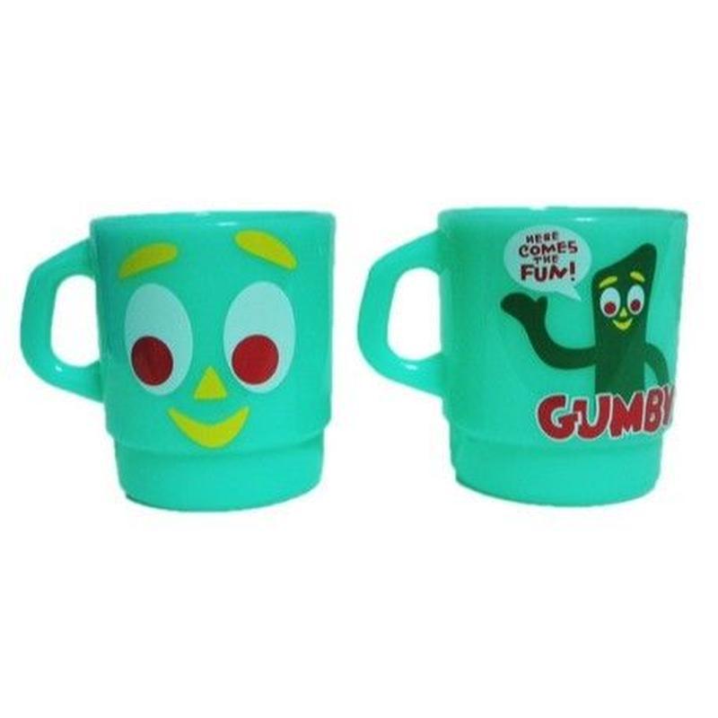 ガンビー スタッキングマグ プラスチックマグカップ