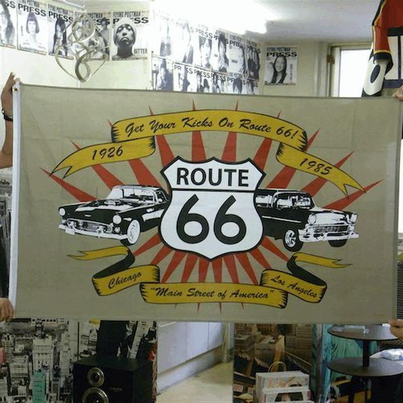 Route 66 Flag フラッグ