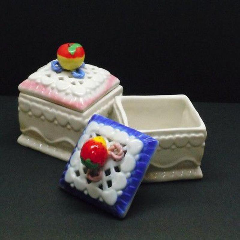 ポプリポット 陶器製