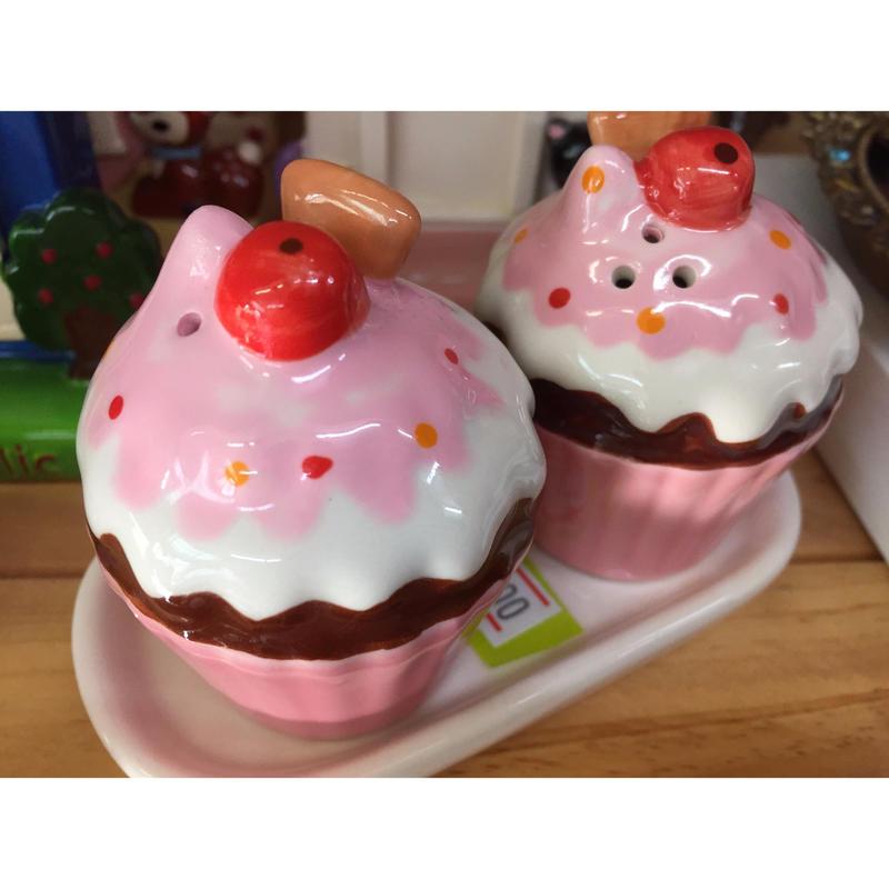 ソルト&ペッパー  カップケーキ SOLT&PEPPER