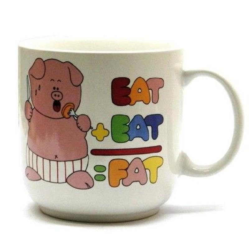 ぶたちゃん BIGマグカップ