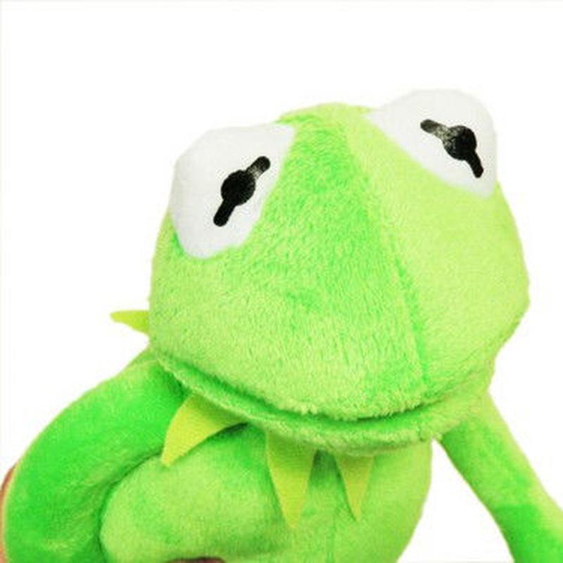 カーミット ぬいぐるみ Kermit plush