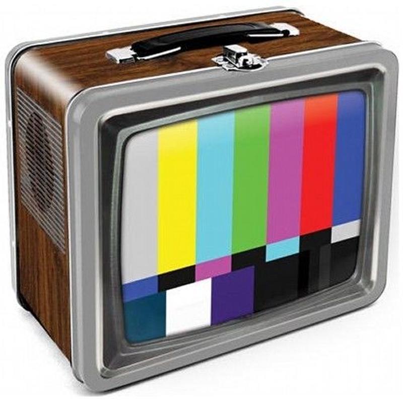 アナログTV ランチボックス