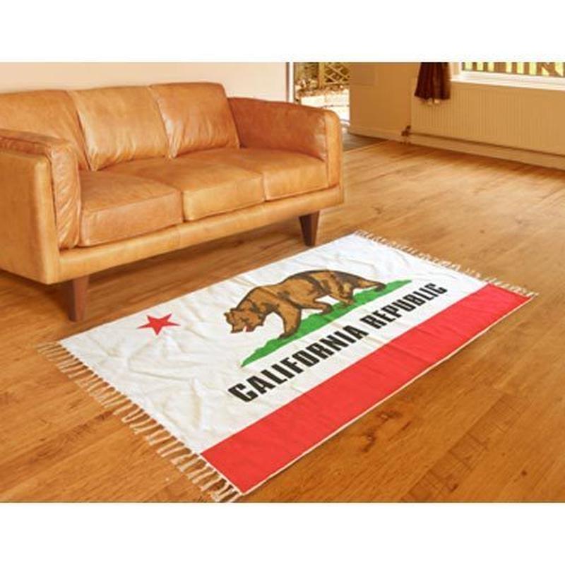 カリフォルニアリパブリック CALIFORNIA REPUBLIC  ラグマット