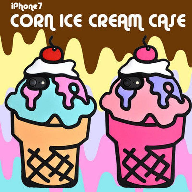 コーンアイスクリームケース iPhone7/6s/6用