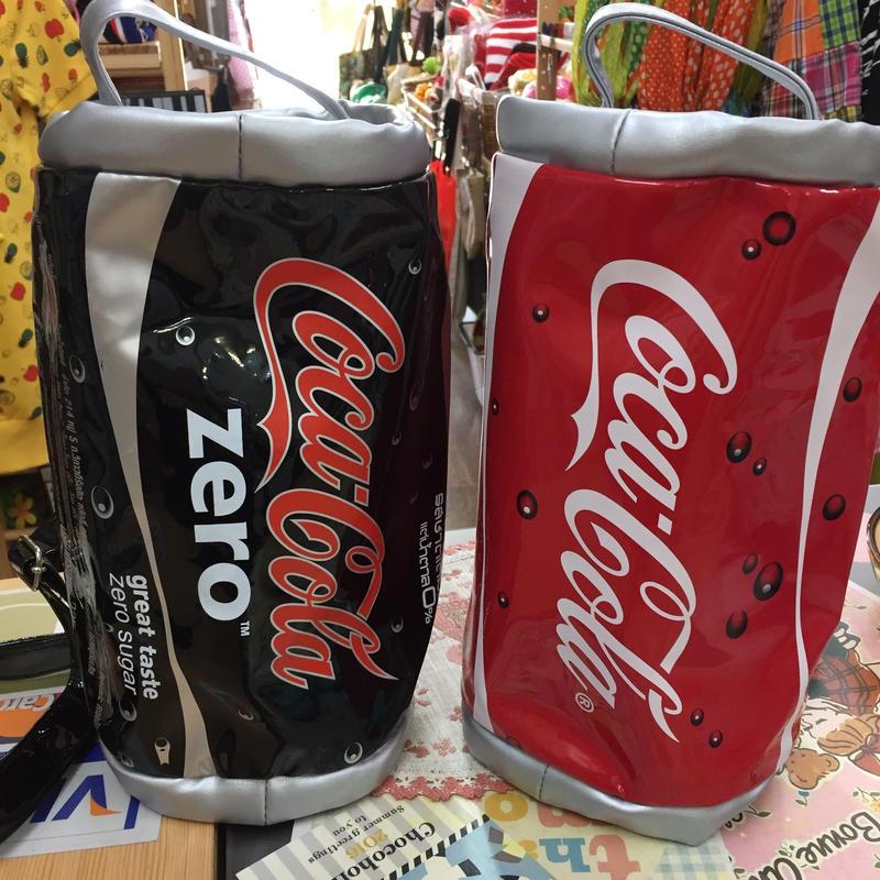 COCA COLA  缶型ショルダーバック コカ・コーラ