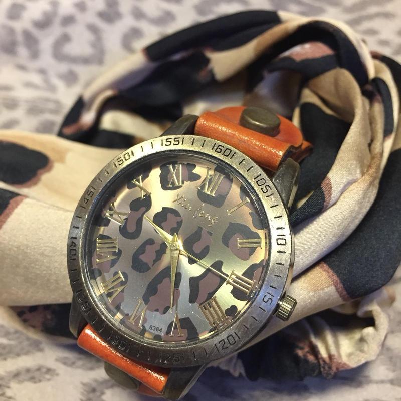leopard de designed watch