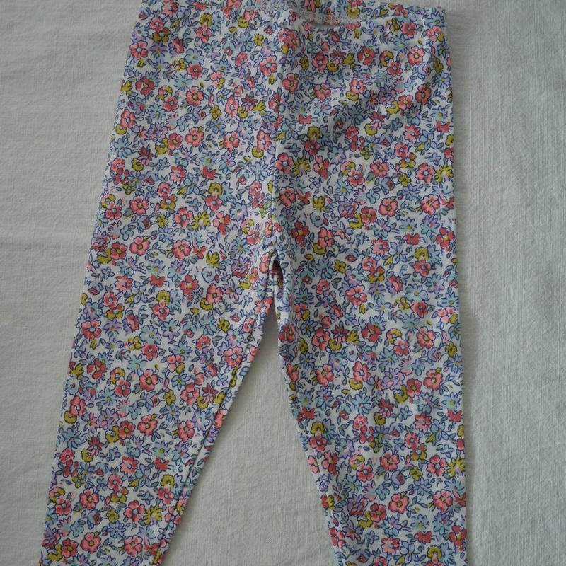 【oshkosh】Girl's  Flower  Print  Leggings