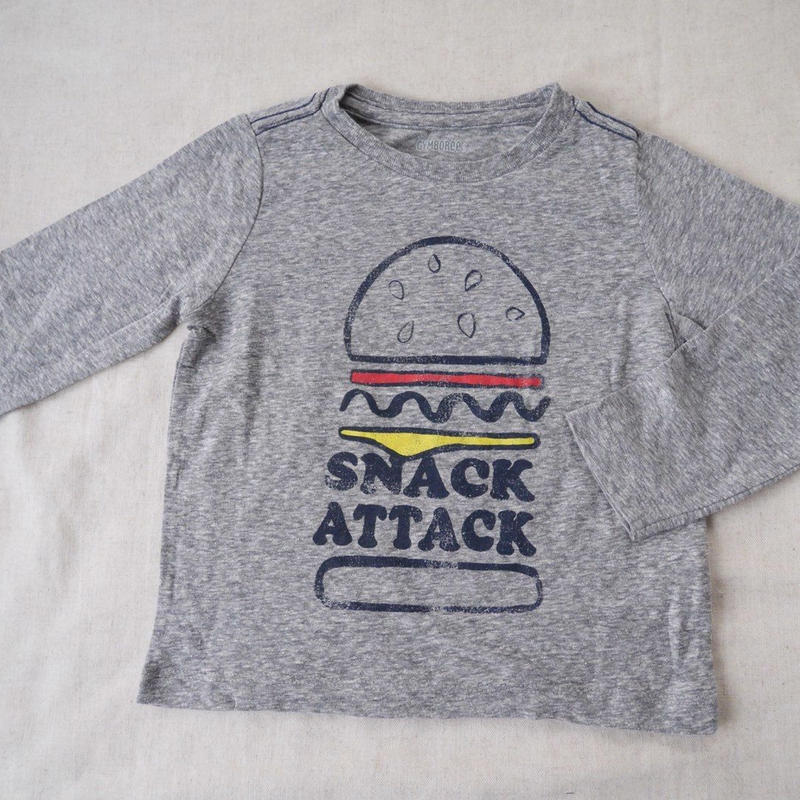 【gymboree】SNACK ATTACK Long Sleeve Tops