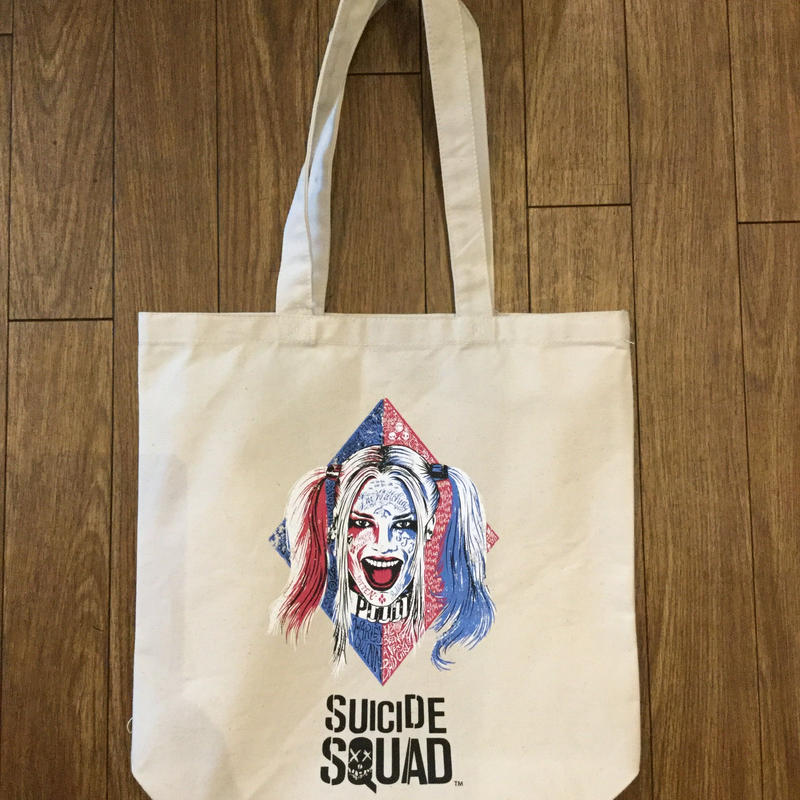 SUICIDE SQUAD トートバッグ   ハーレイクイン