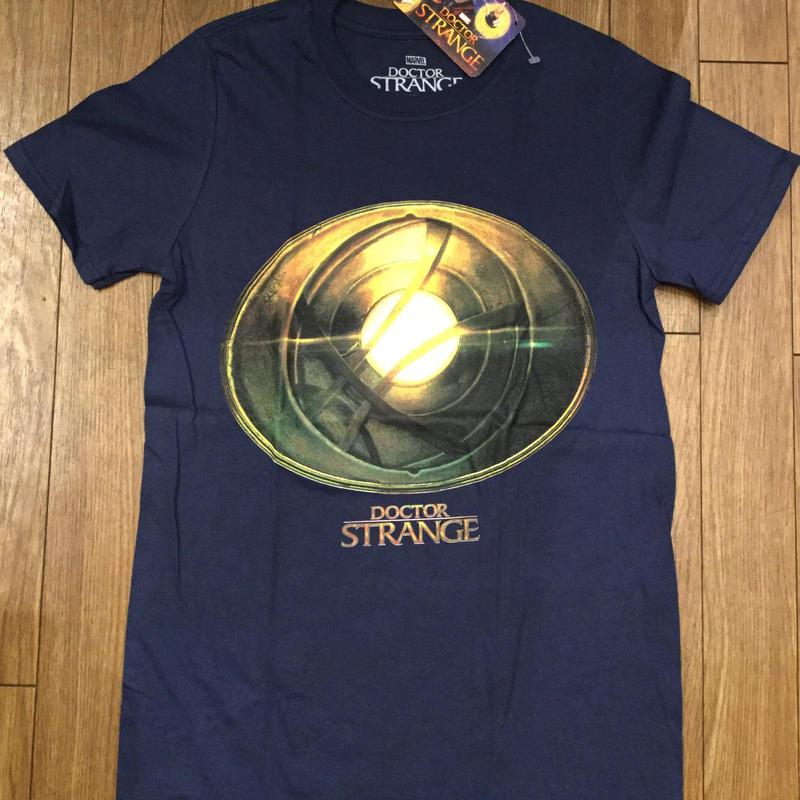 DoctorSTRANGE  Tシャツ  マーク