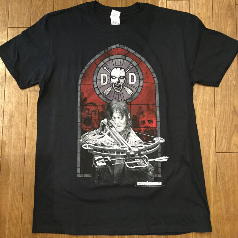 WALKING DEAD ダリルディクソン Tシャツ