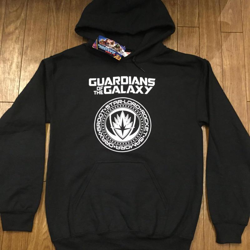 Guardians of the Galaxy vol2 フーディー