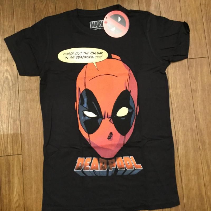 DEADPOOL Chump Tシャツ