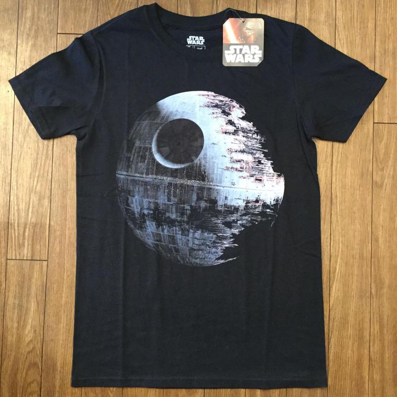 STARWARS  デススター Tシャツ