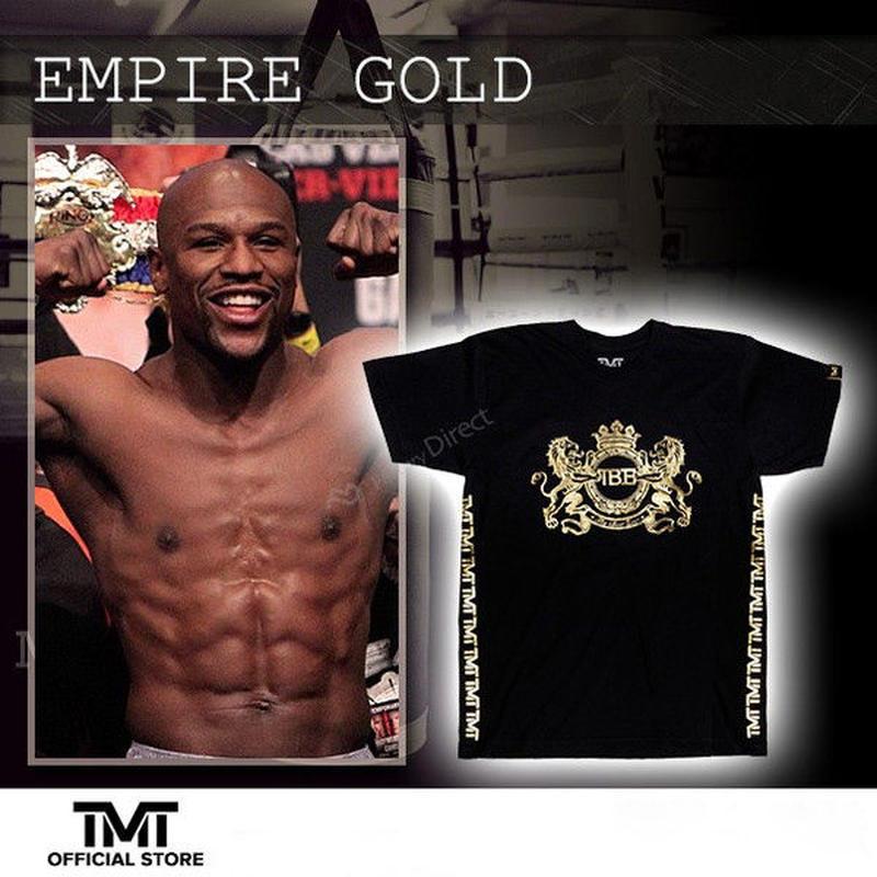 【THE MONEY TEAM】EMPIRE GOLD T-Shirt