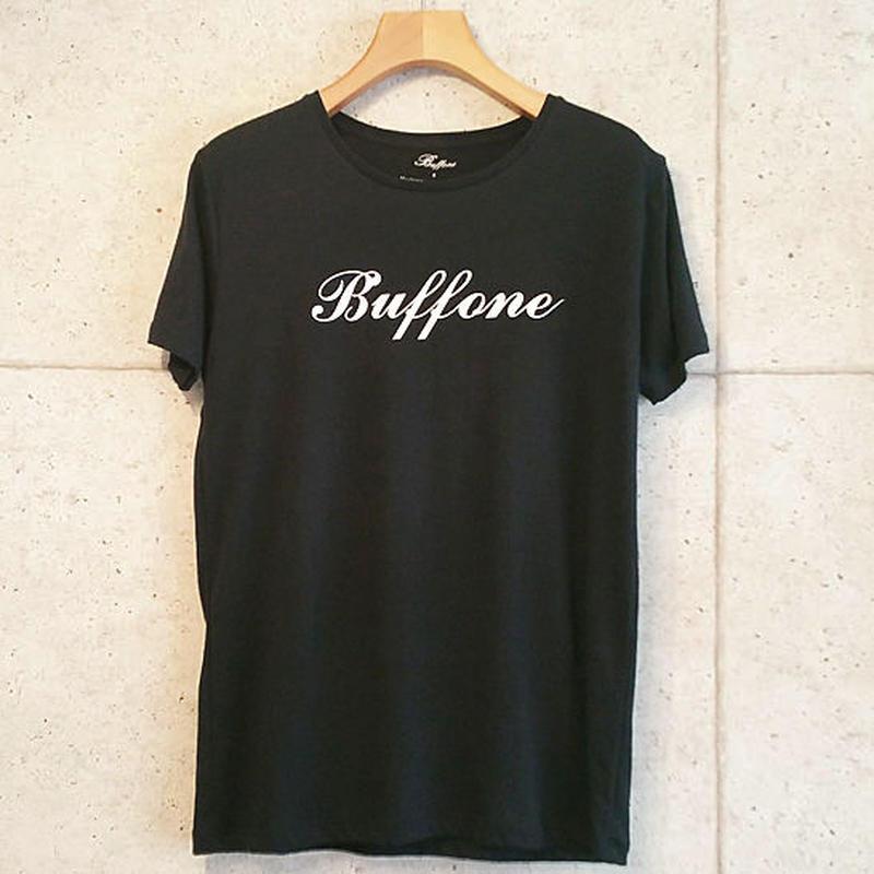 【BUFFONE】No.3 Black T-Shirt