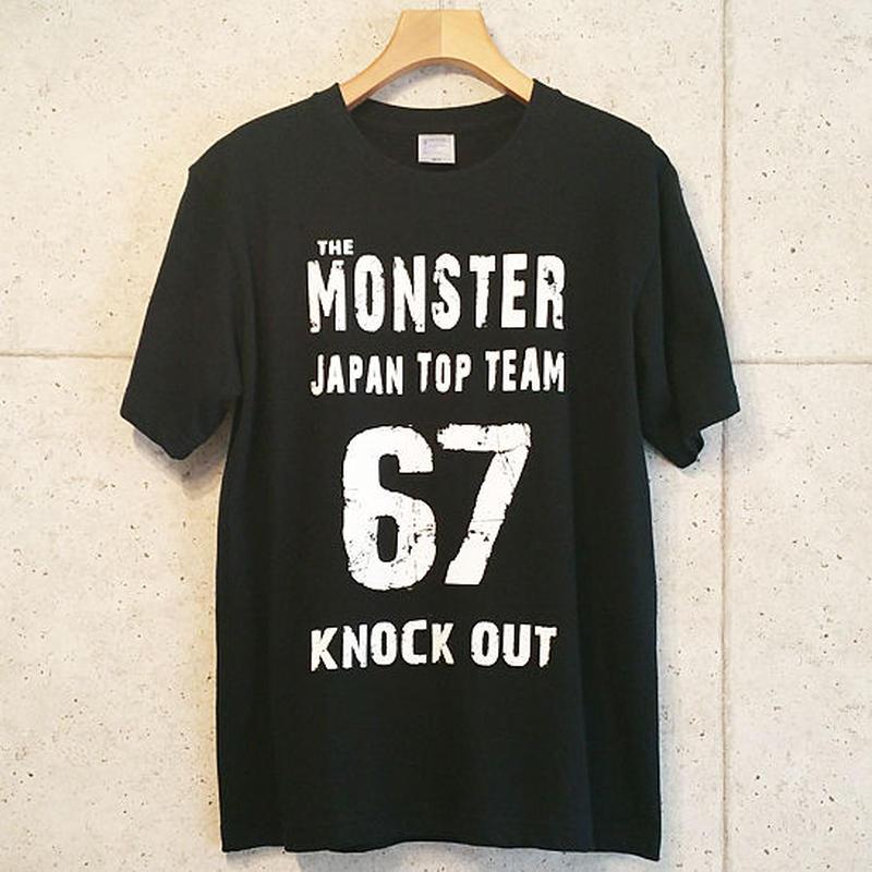 【JTT SPORT】SKULL 67 T-Shirt