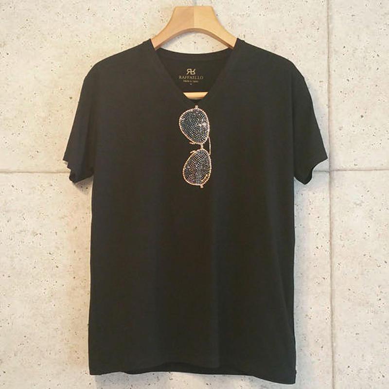 【RAFFAELLO】サングラス スワロフスキー T-Shirt