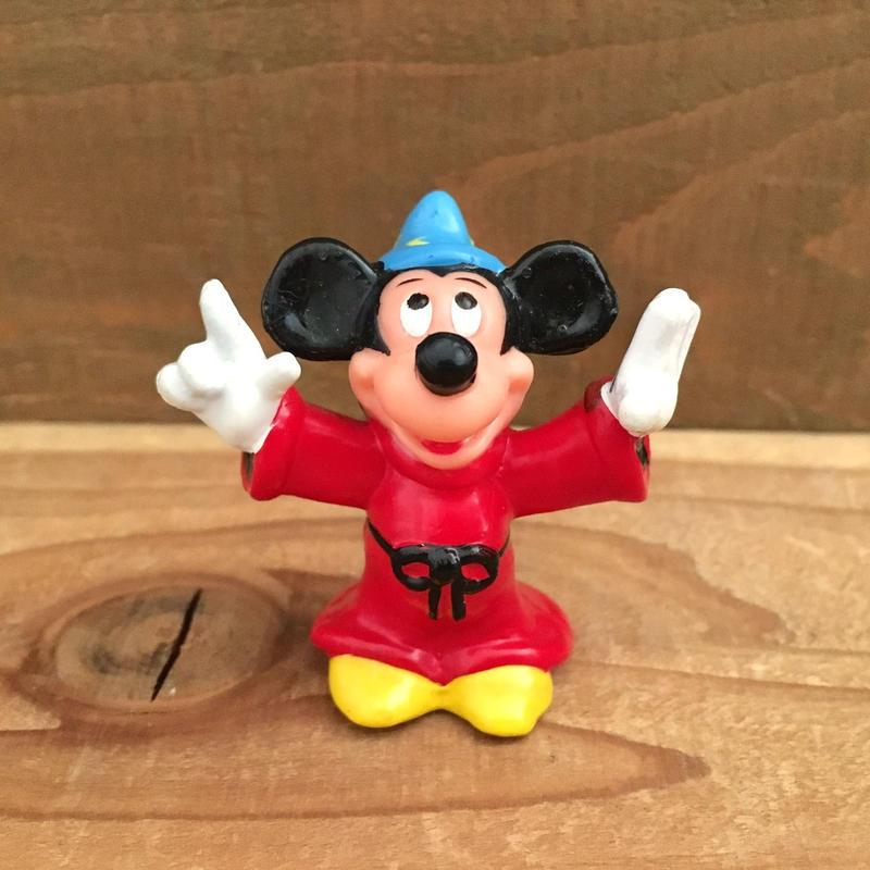 Disney Mickey Mouse PVC Figure/ディズニー ミッキー・マウス PVCフィギュア/190208-6