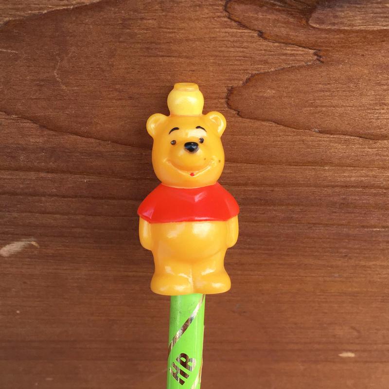Winnie the Pooh Pooh Pencil/くまのプーさん 鉛筆/180204-12