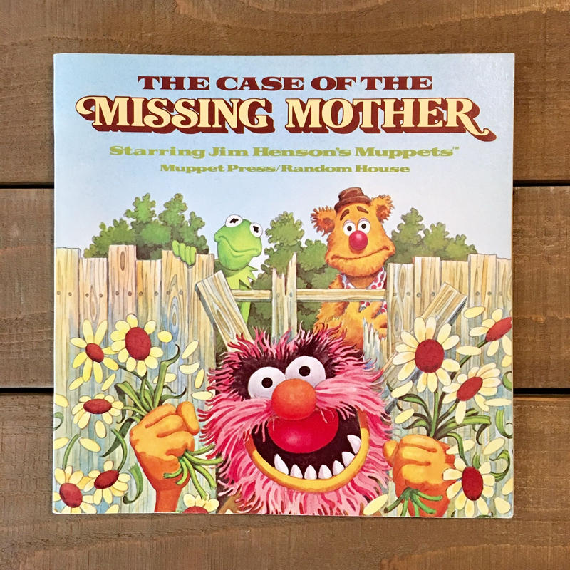 THE MUPPETS Picture Book/マペッツ 絵本/190617-7