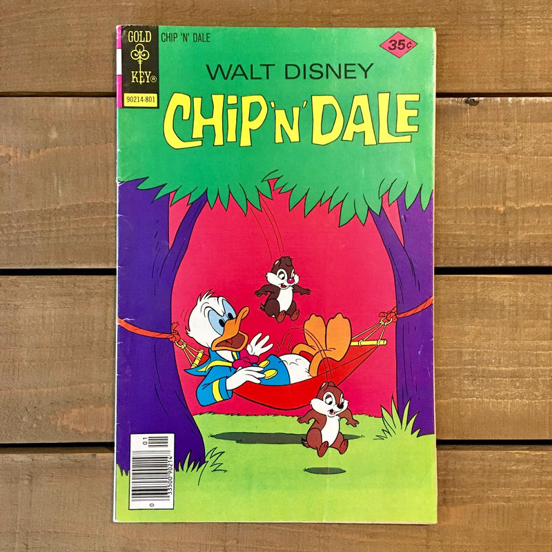 Disney Chip 'n Dale Comics/ディズニー チップとデール コミック/190617-13