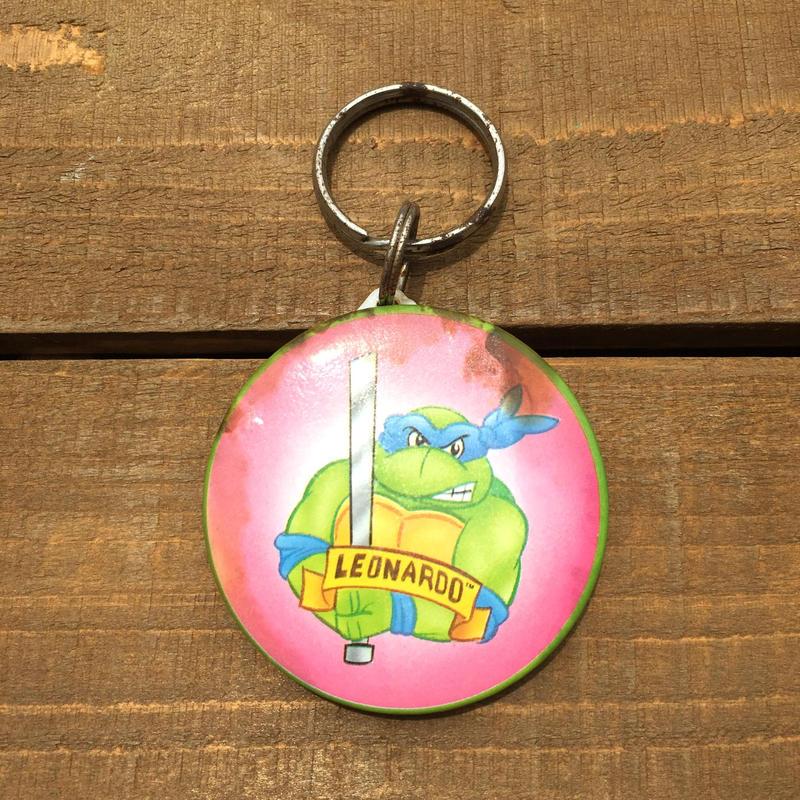 TURTLES Key Ring/タートルズ キーホルダー/190614-4