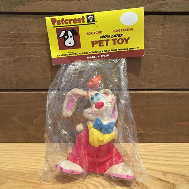 Who Framed ROGER RABBIT  Pet Toy/ロジャーラビット ペットトイ/180724-7