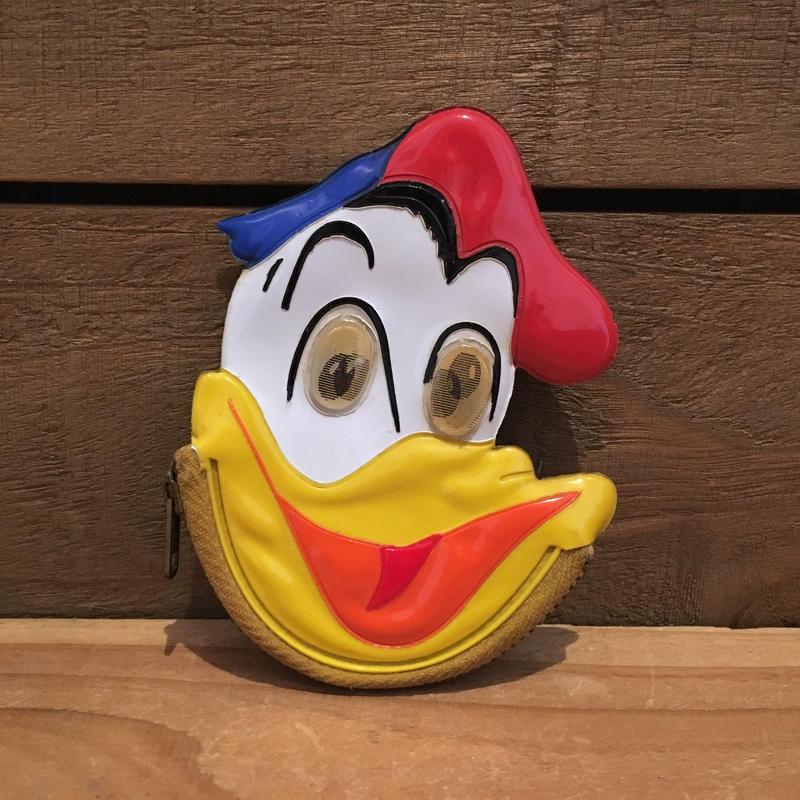 Disney Donald Duck Coin Case/ディズニー ドナルド・ダック 小銭入れ/181127-8