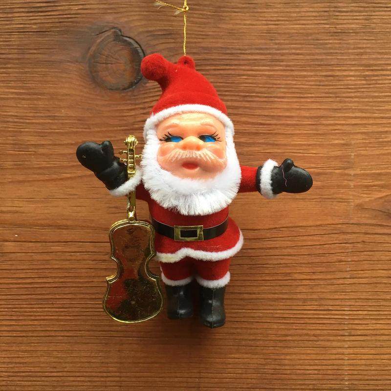Santa Claus Ornaments/サンタクロース オーナメント/171208-5