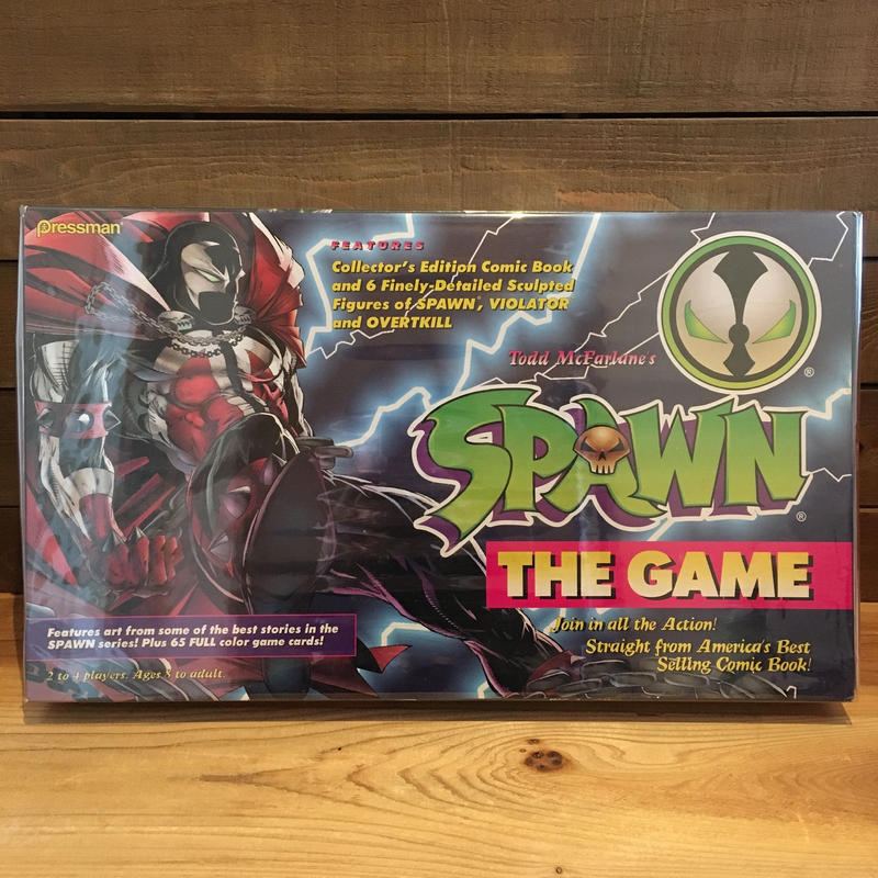 SPAWN The Game/スポーン ボードゲーム/181218-7