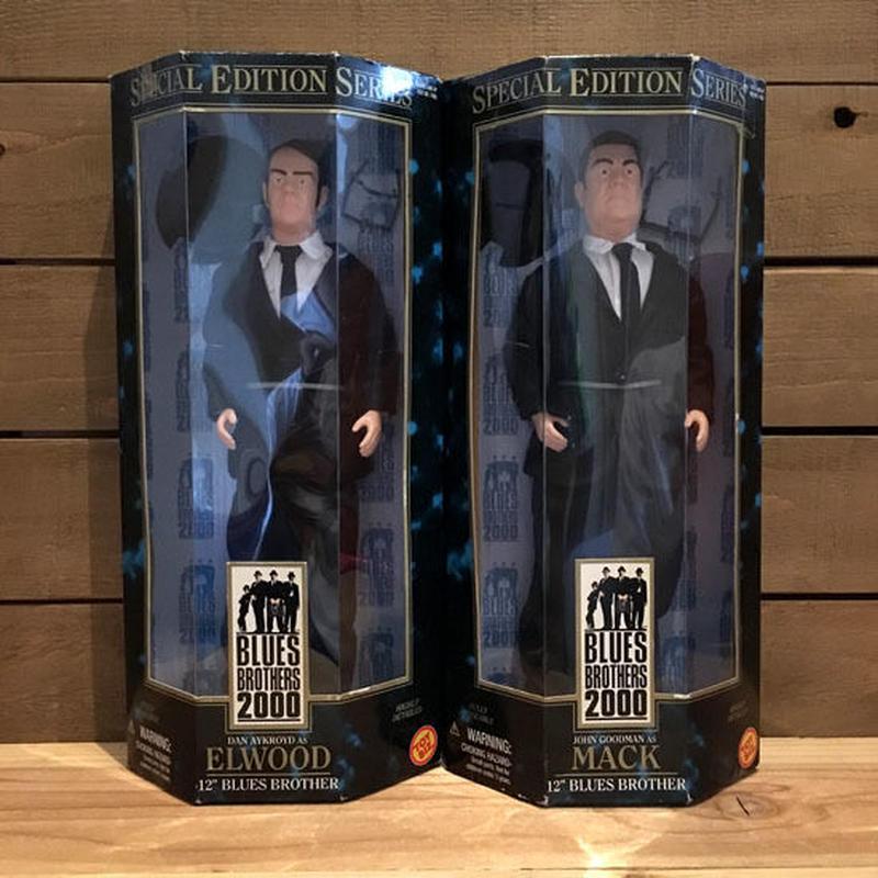 BLUSE BROTHERS 2000 Elwood & Mack Figure Set/ブルースブラザース2000 エルウッド & マック フィギュアセット/190622-13