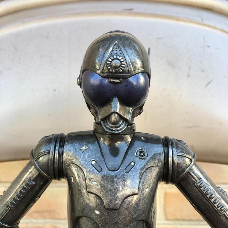 STAR WARS 12Inch Deathstar Droid Figure/スターウォーズ 12インチ デススタードロイド フィギュア/190309-2