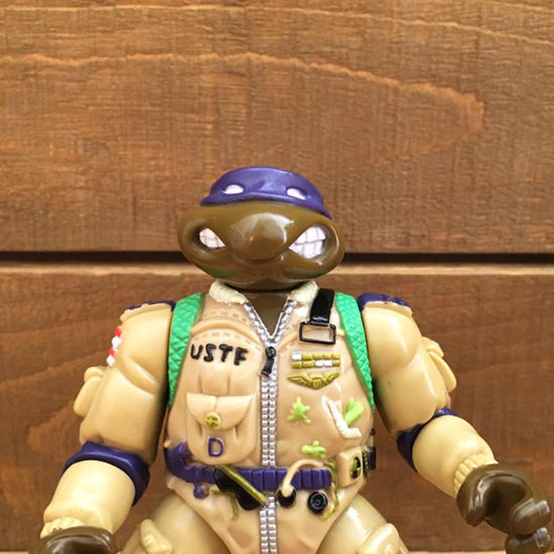TURTLES Pro Pilot Don Figure/タートルズ プロパイロット ドナテロ フィギュア/190110-8
