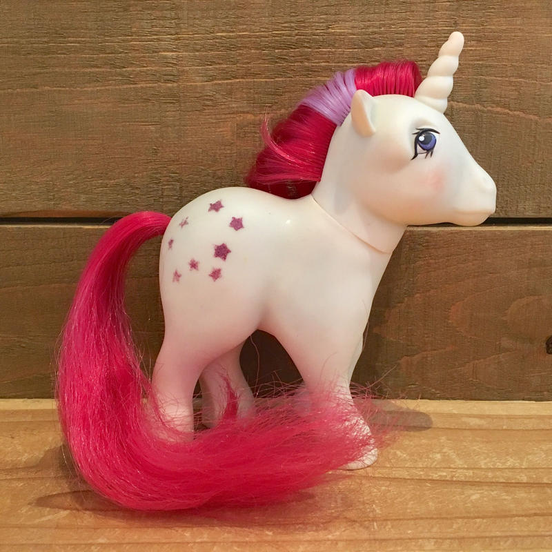 G1 My Little Pony Moondancer/G1マイリトルポニー ムーンダンサー/190128-12