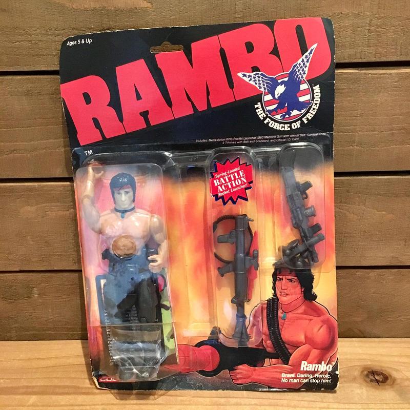 RAMBO Rambo Figure/ランボー フィギュア/190609-7
