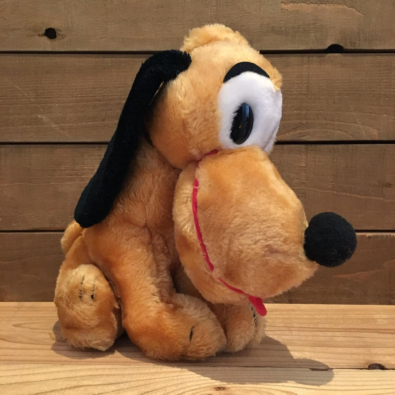 Disney Pluto Plush Doll/ディズニー プルート ぬいぐるみ/190503-4