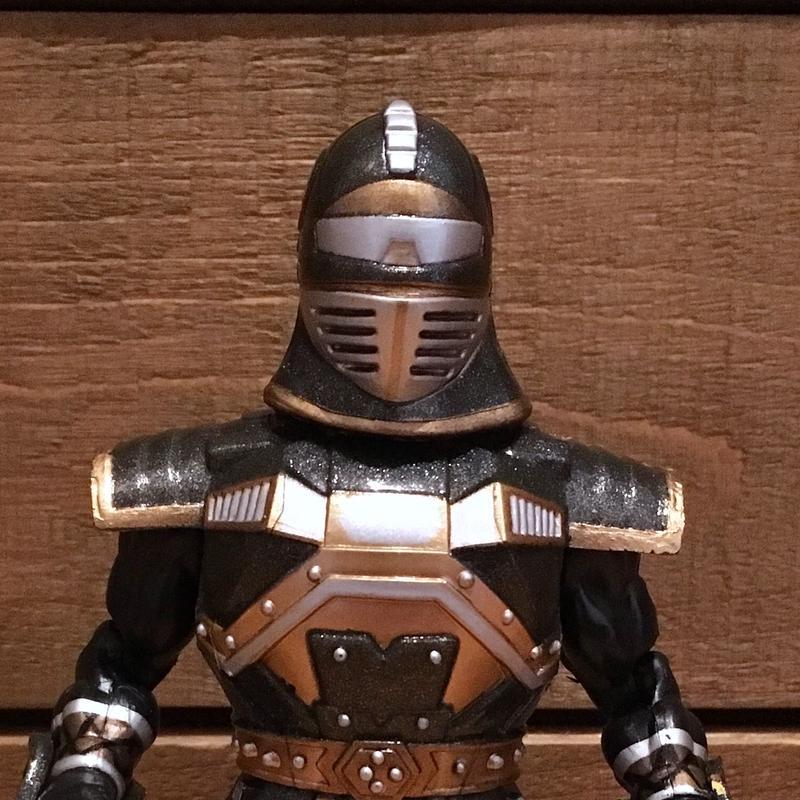 Armor Ninja  Figure/アーマーニンジャ フィギュア/190321-6