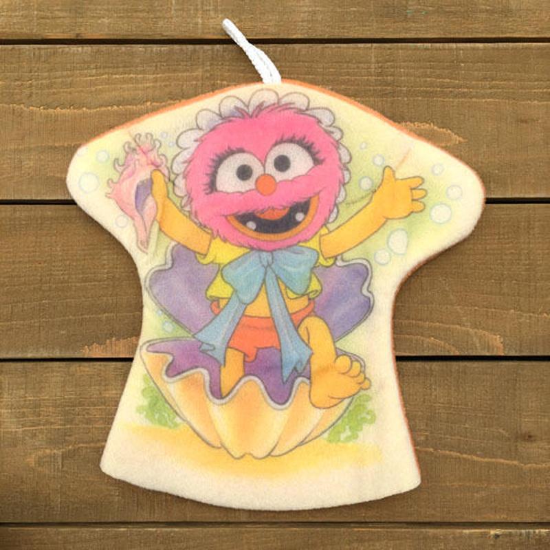 THE MUPPETS Baby Animal Puppet Towel/マペッツ ベイビーアニマル パペットタオル/190517-4