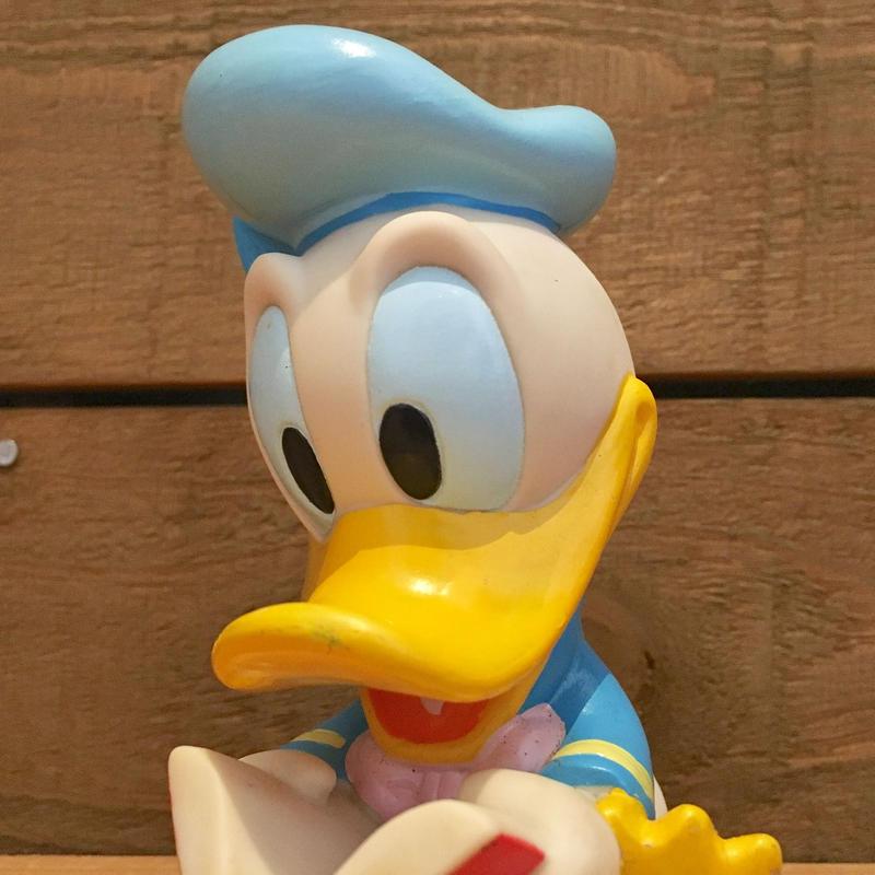 Disney Donald Duck Squeaky Toy/ディズニー ドナルド・ダック スクアーキートイ/190613-1