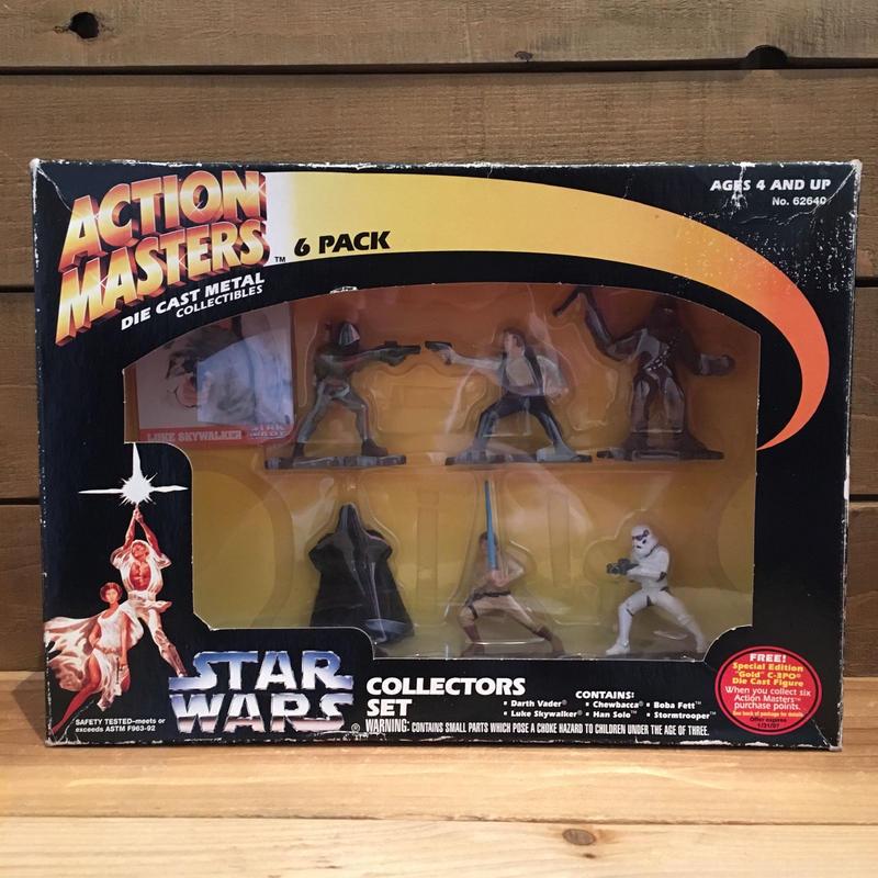STAR WARS Diecast Figure Collectors Set/スターウォーズ ダイキャストフィギュア コレクターズセット/190114-6