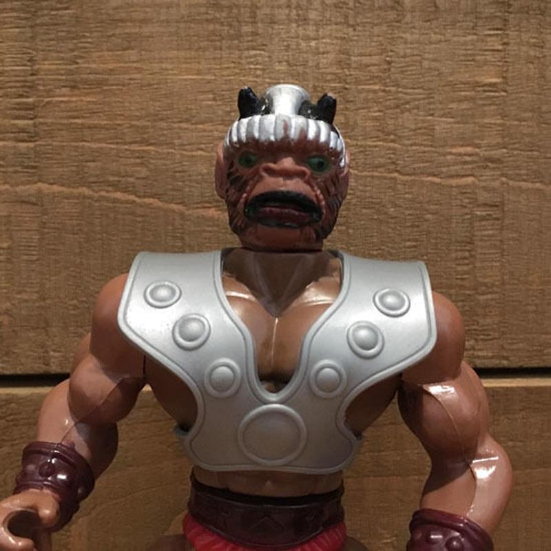 GALAXY FIGHTERS  Mace Ape  Figure/ギャラクシーファイターズ メイス・エイプ フィギュア/190528-11